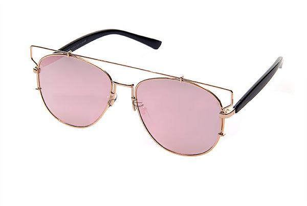 New Collection 1038 Dourado-Rosa