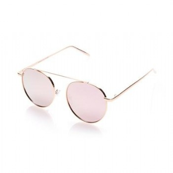 Sheridan Avenue – Polarized na cor Gold/Pink Blue Mirror