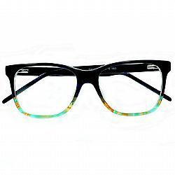 Optical Fashion  5275-01 Preto-Verde