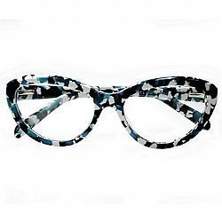 Optical Fashion 5276-01 Preto-Branco